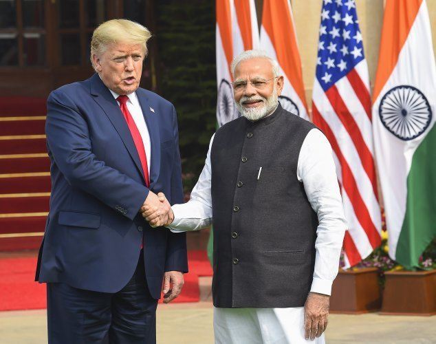 USA president Donald trump praises PM Modi for permiting the export of hydroxychloroquine