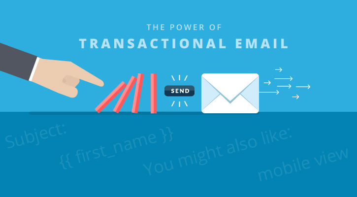 How to Turn Transactional Emails into Marketing Tools